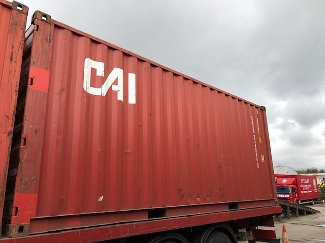 Containers For Hire