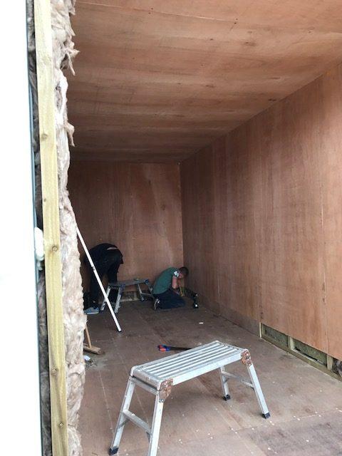 Shipping & Storage Container Accessories Cumbria