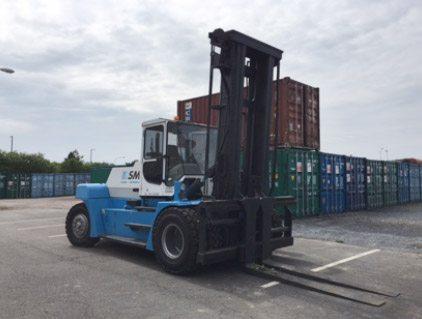 Forklift Truck Hire Cumbria
