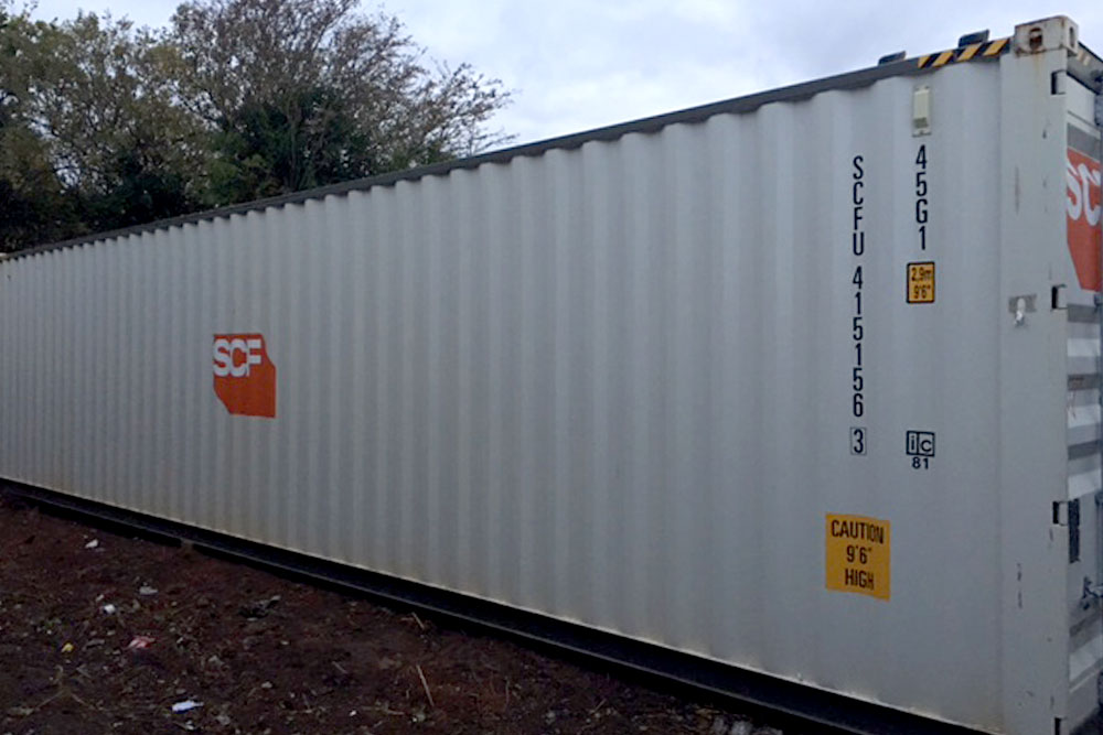 Shipping & Storage Containers for Sale