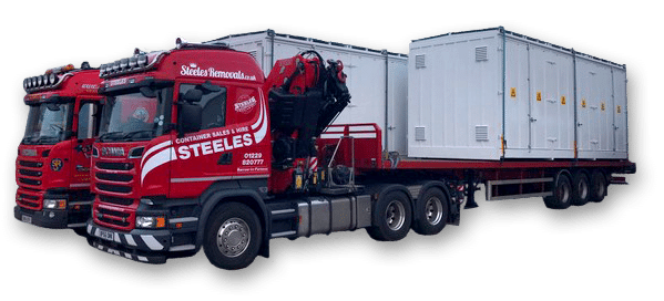 Steeles Storage Containers Deliver Service