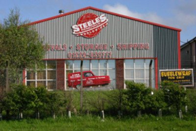 Contact Steeles Storage Containers