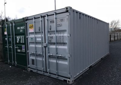 IMG_5625 - Grey 20ft container