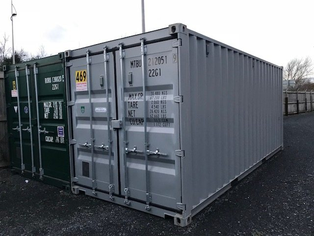 20ft DV Storage Containers