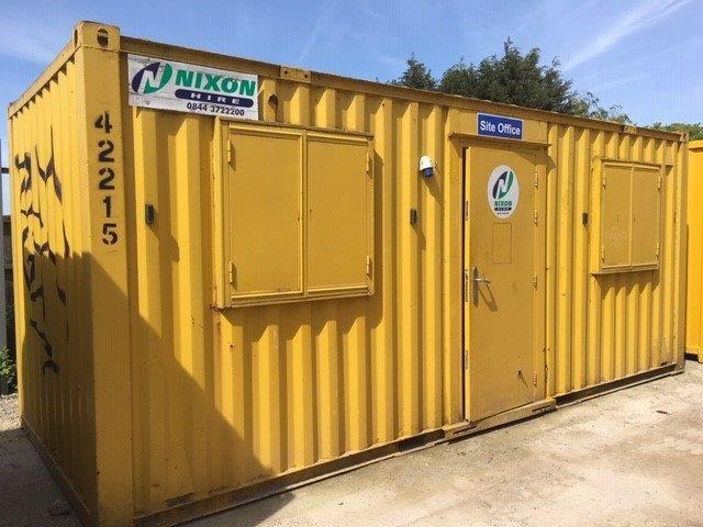 30ft Storage Containers
